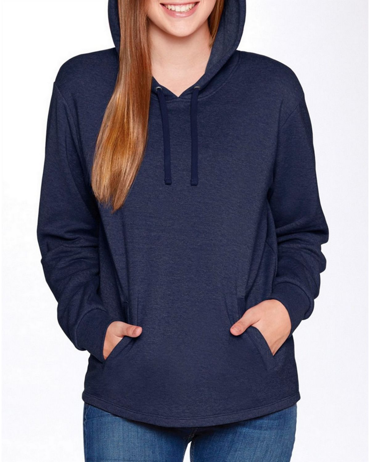 Next Level 9300 PCH Pullover Hoodie - Midnight Navy - L 9300