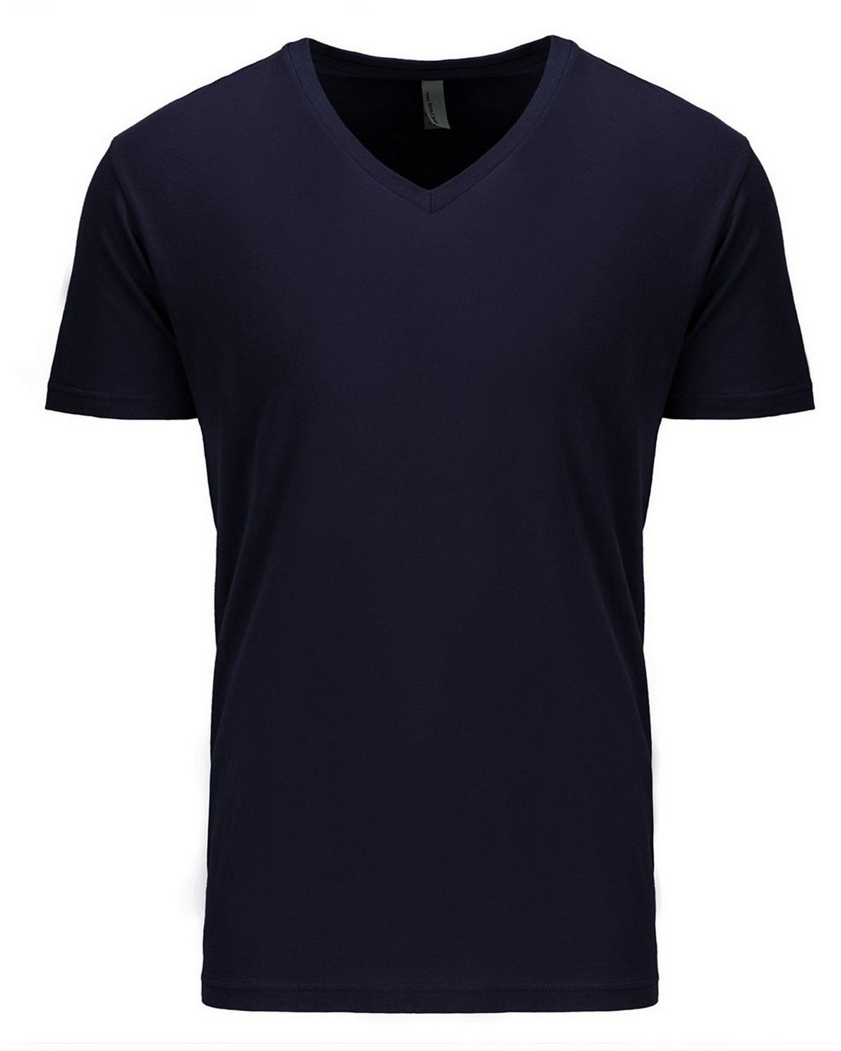 Next Level NL3200 Short Sleeve V-Neck Tee - Royal - XS NL3200