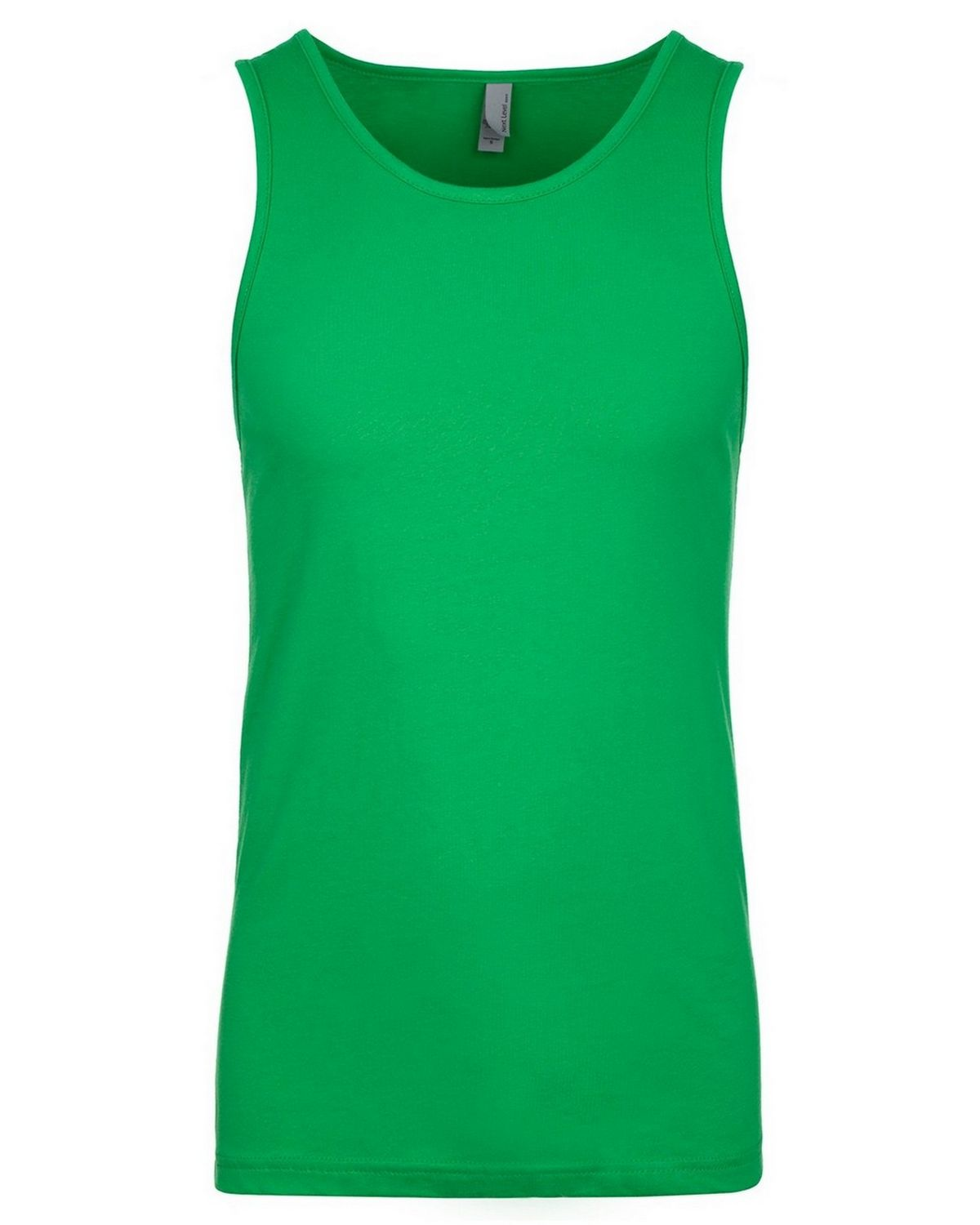 ef1ce2f2217a0 3633 - Large UPC 846907053226 product image for Next Level 3633 Premium  Jersey Tank - Kelly Green - L ...