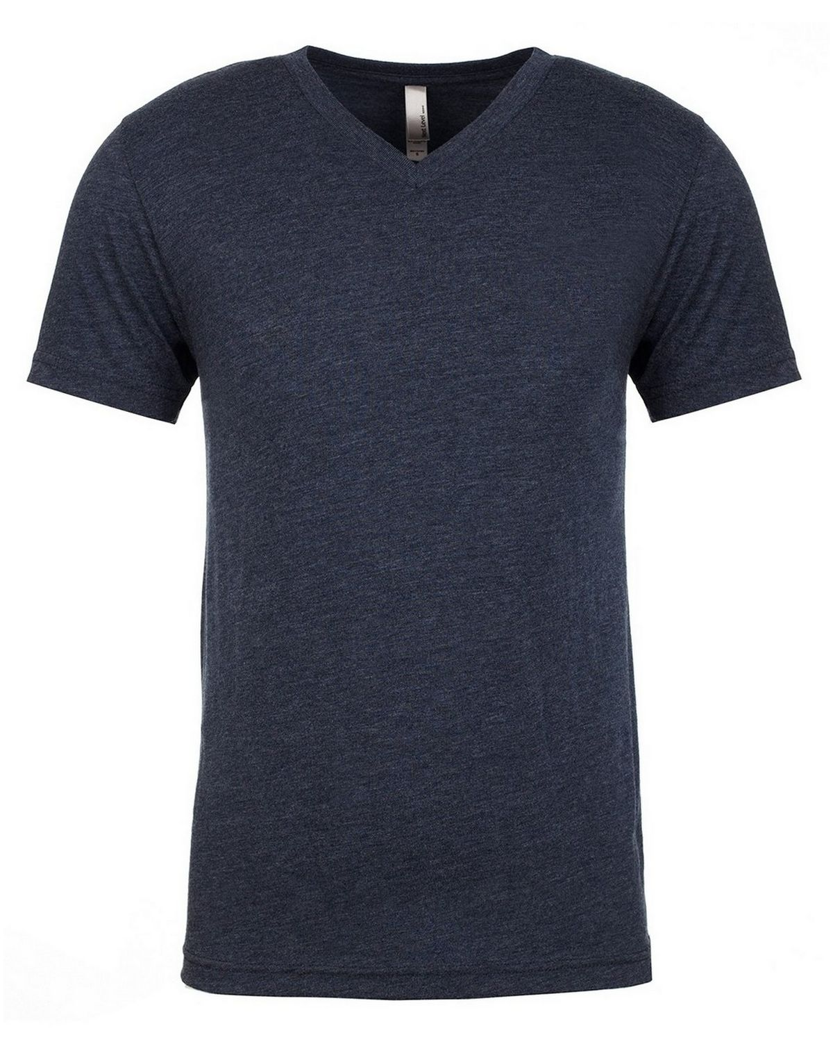 Next Level NL6040 Mens V-Neck Tee - Vintage Navy - 2X NL6040