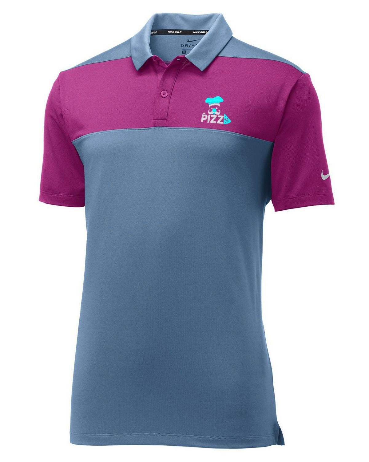 c49b6ff0a Nike Golf 942881 Men Limited Edition Nike Colorblock Polo