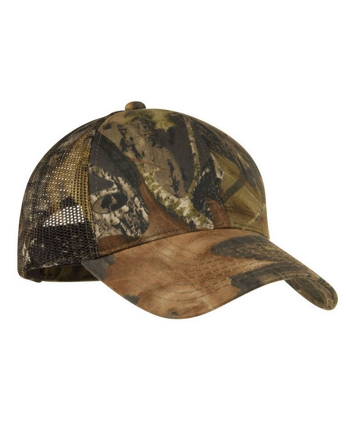 Logo Embroidered Port Authority C869 Pro Camouflage Series Cap with ... df480aa5037
