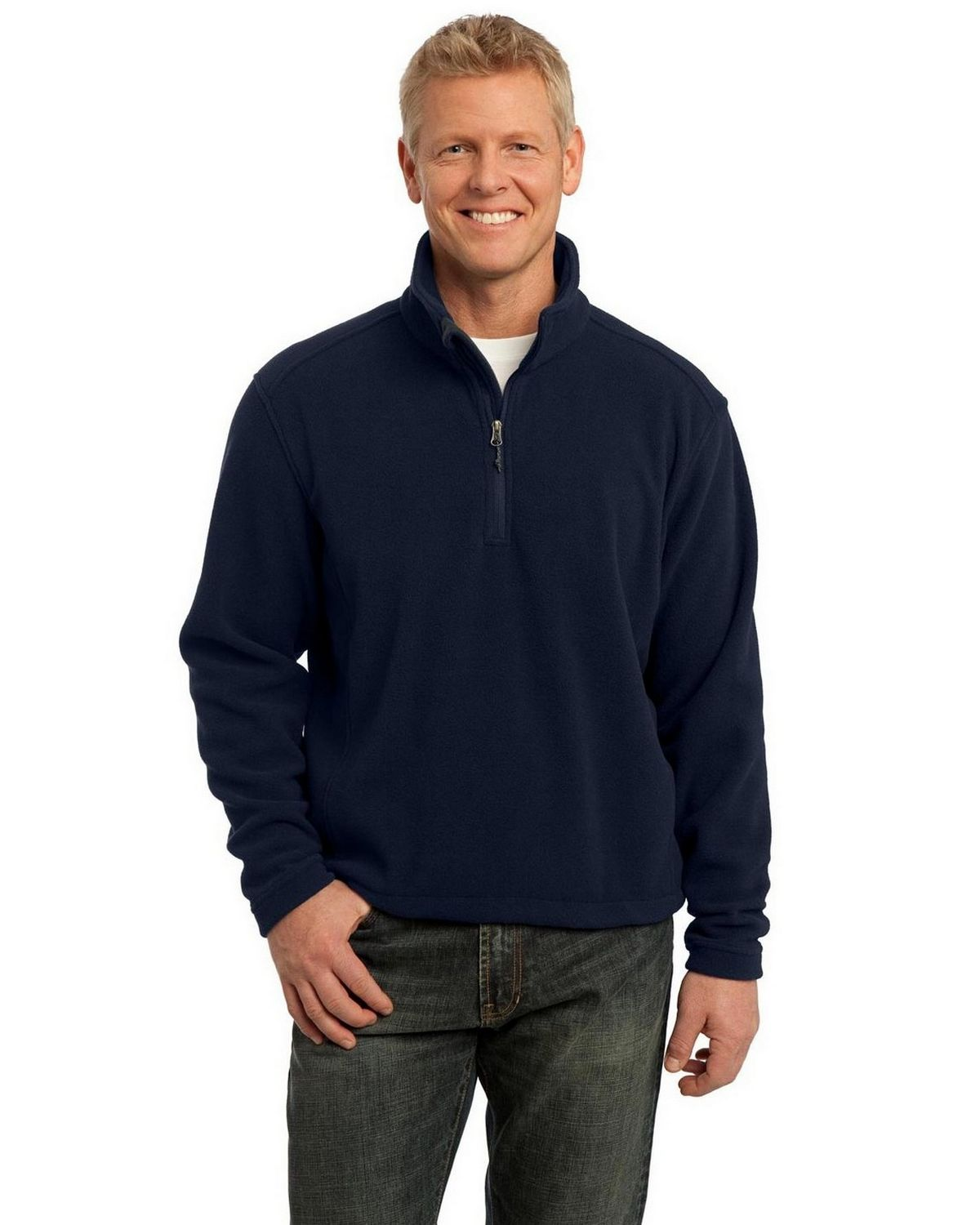 Port Authority F218 Value Fleece Pullover - True Royal - XS F218