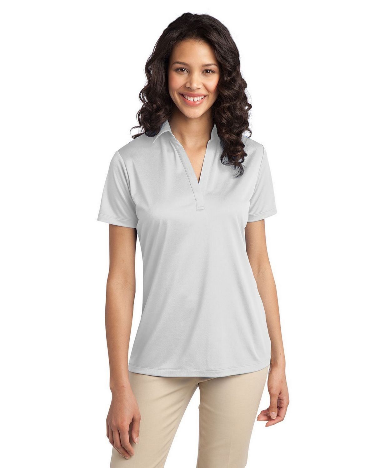 cc918a30 Buy Port Authority L540 Ladies Silk Touch Performance Polo