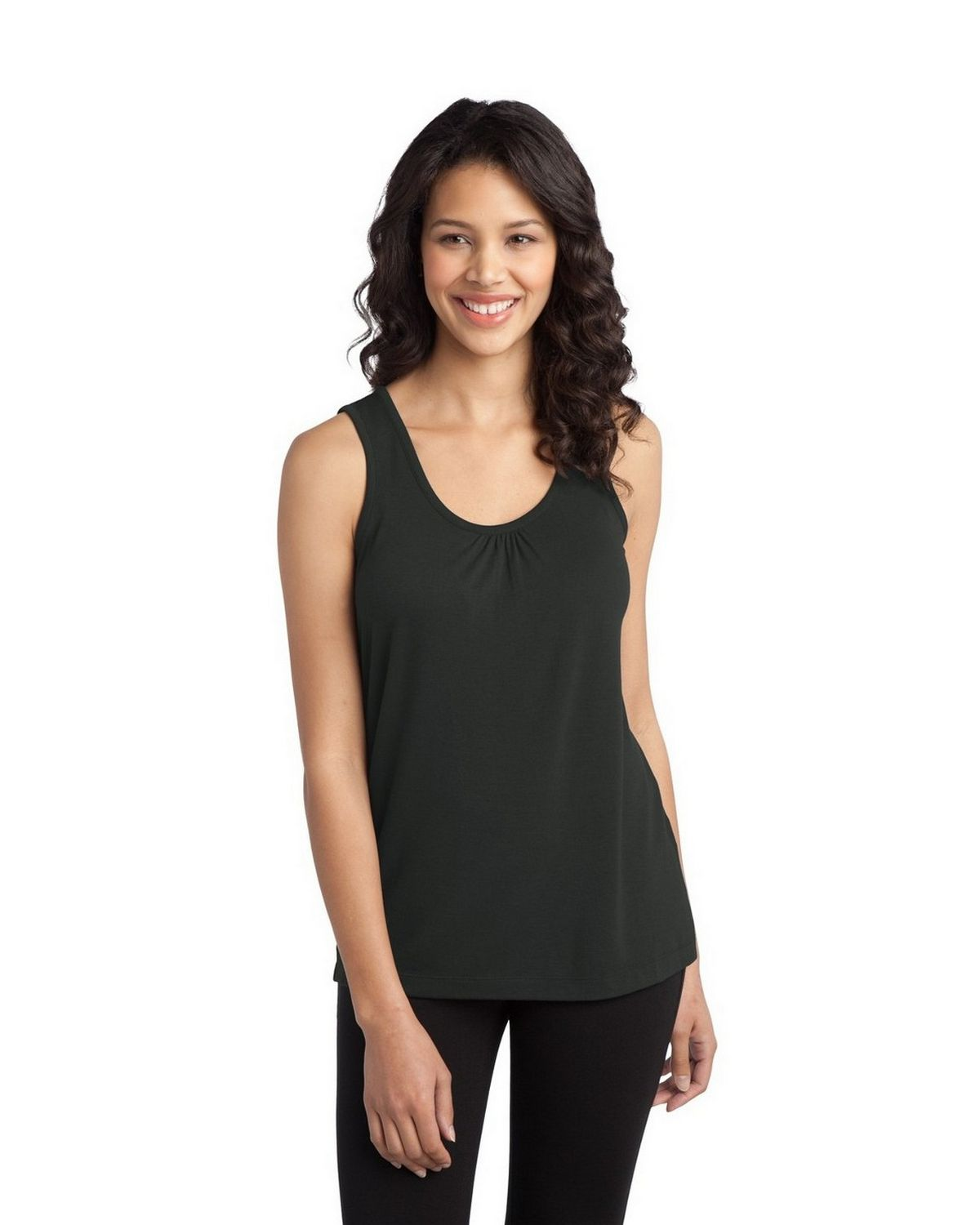 Port Authority L546 Ladies Concept Tank - Grey Smoke - S L546