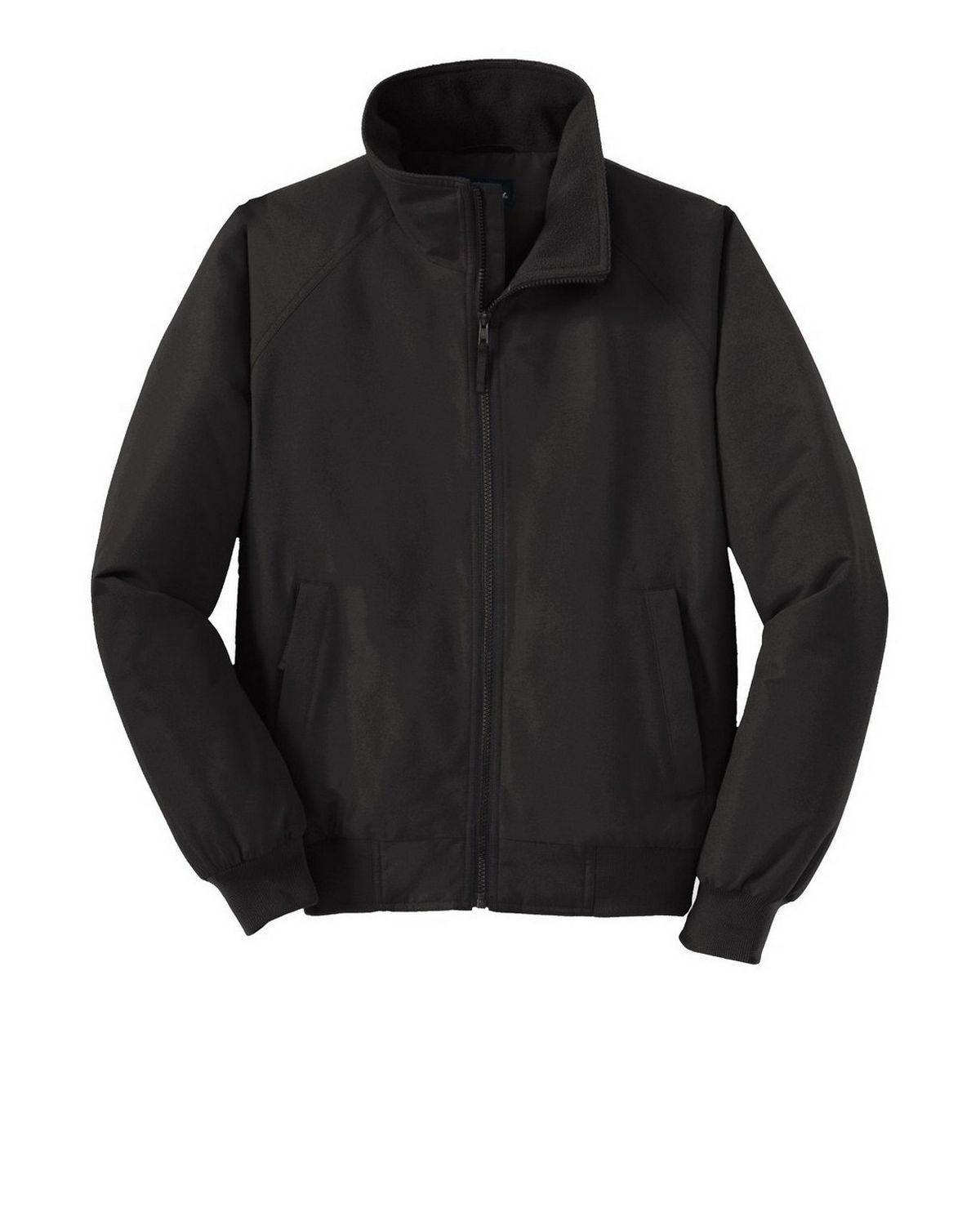 Port Authority Y328 Youth Charger Jacket - True Black - XL Y328