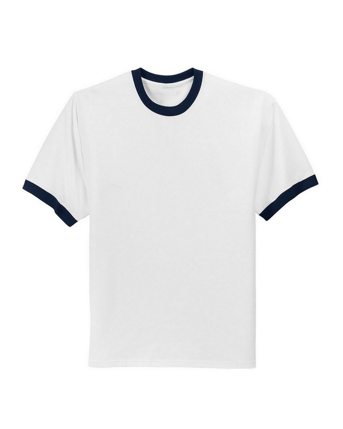 a060d18f Size Chart for Port & Company PC61R Ringer T-Shirt