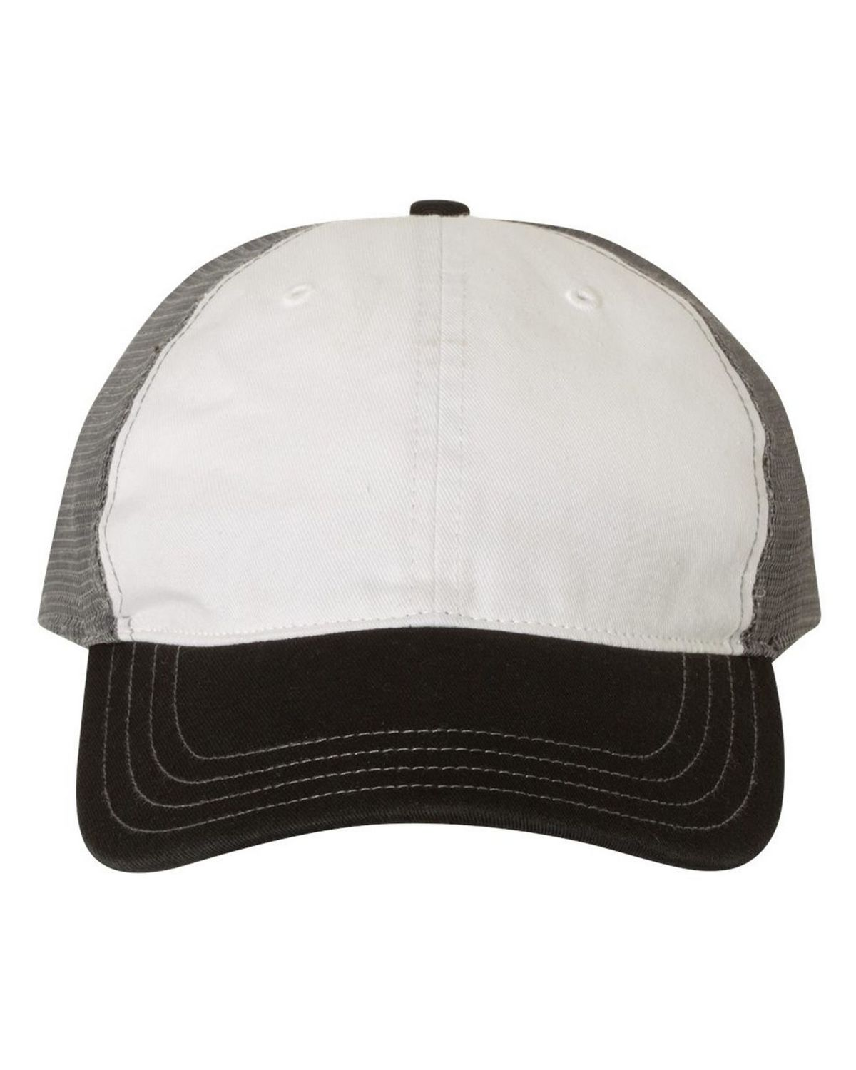 58d5966fe3e7d Richardson 111 Garment Washed Trucker Cap - Free Shipping Available