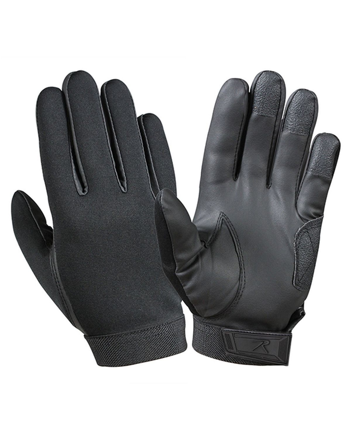Rothco 3455 Multi-Purpose Gloves - Black - L 3455