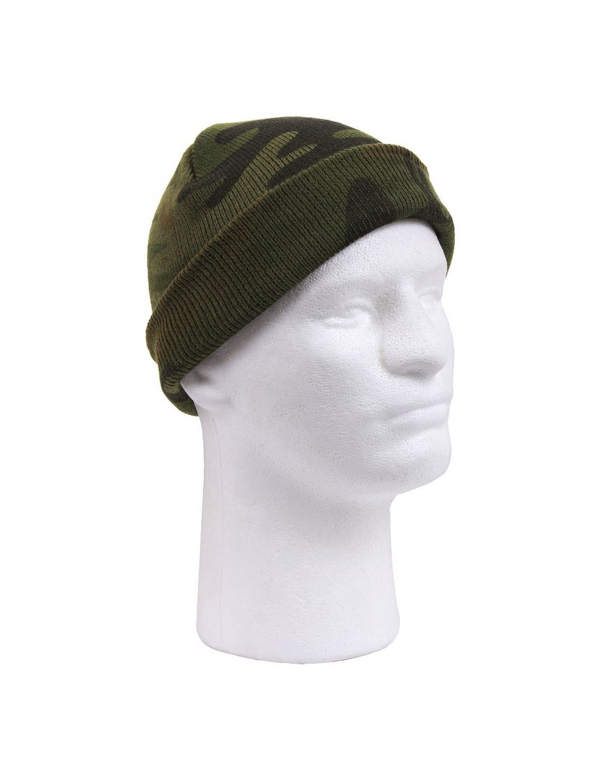 4a86f6a6 Rothco 5709 Deluxe Camo Skull Cap - Free Shipping Available