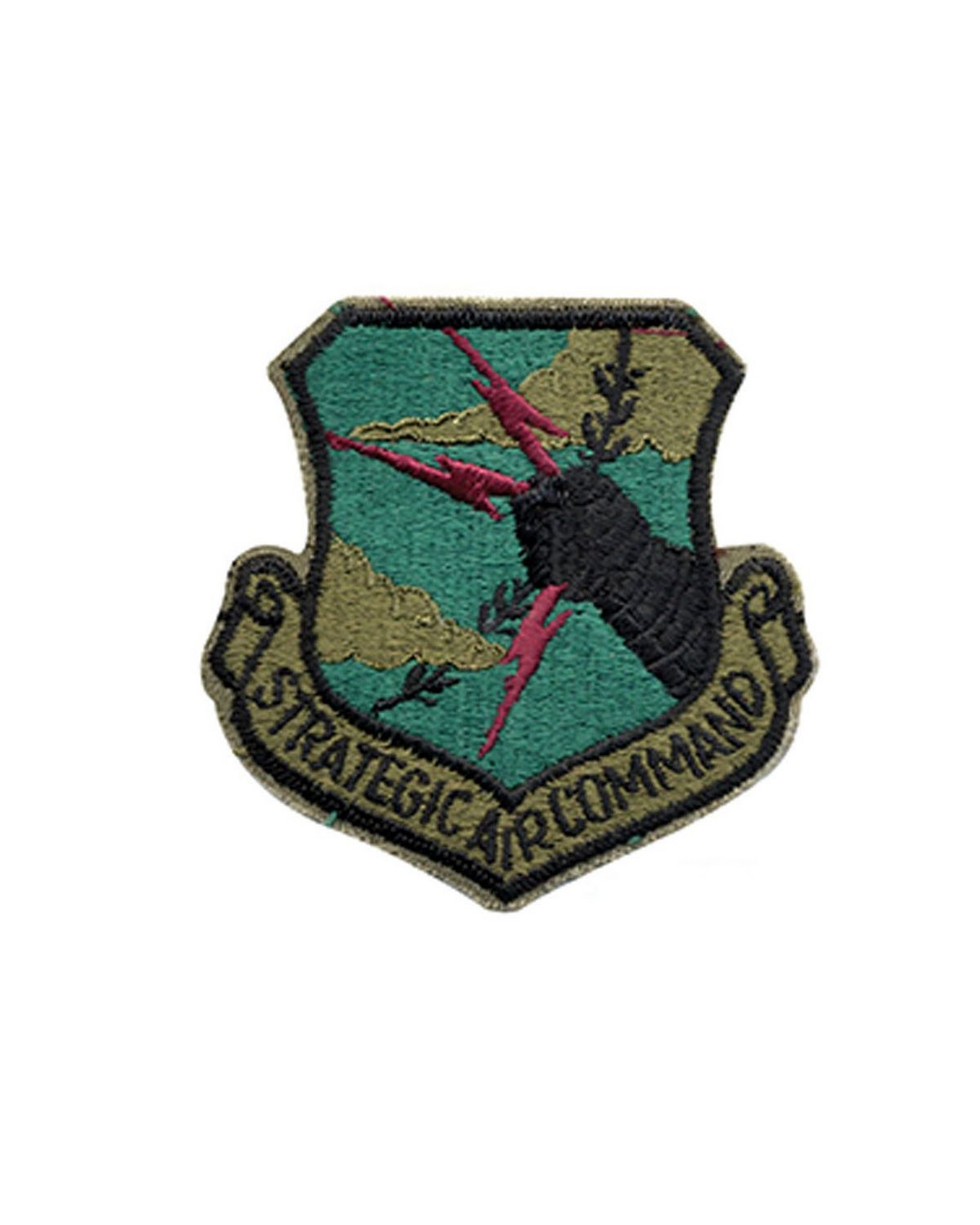 Rothco 72104 Strategic Air Command Patch - Subdued - 3 inches x 3 inches 72104