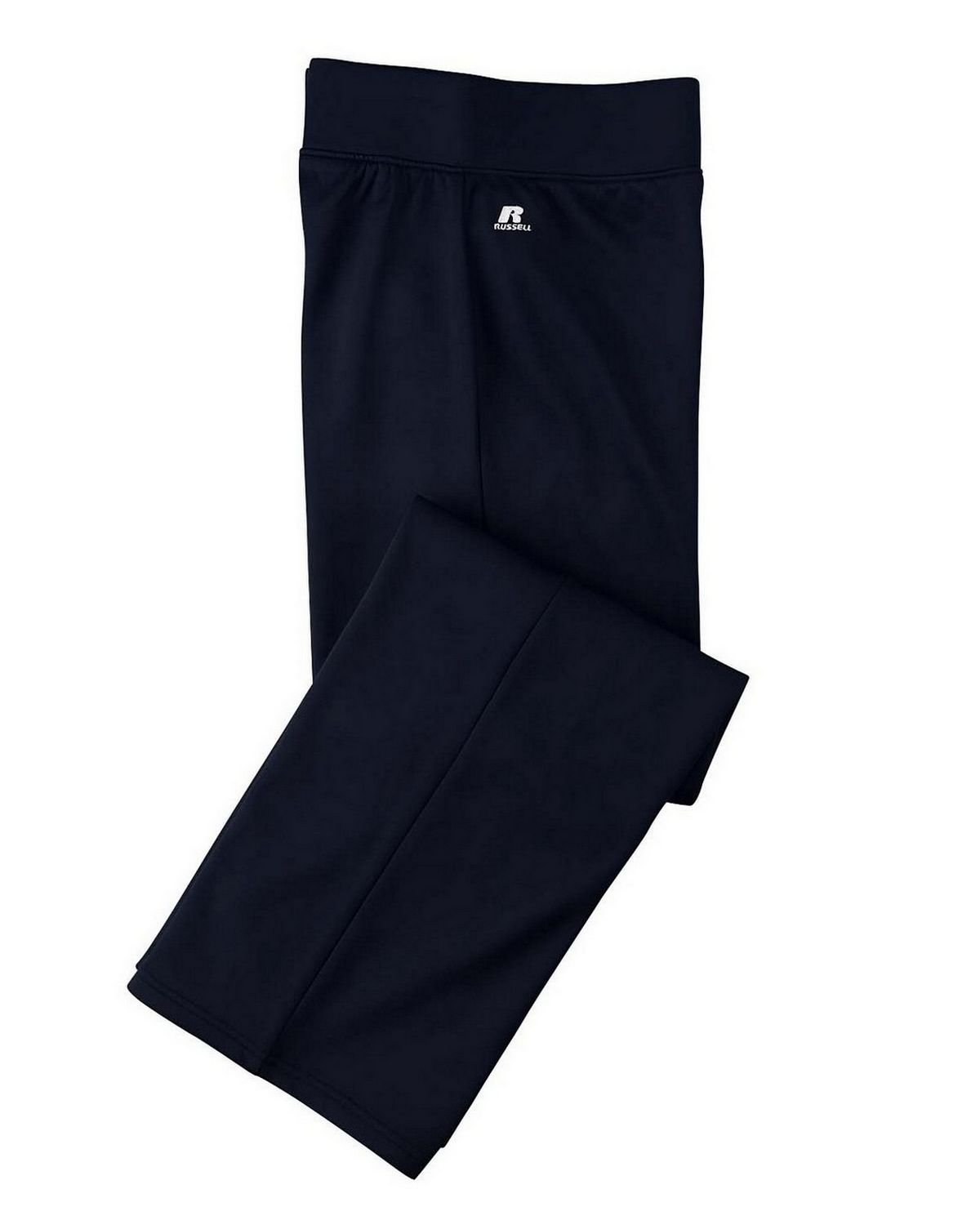 Russell Athletic FS5EFX Ladies Tech Fleece Mid-Rise Loose Fit Pant - Stealth - XL FS5EFX