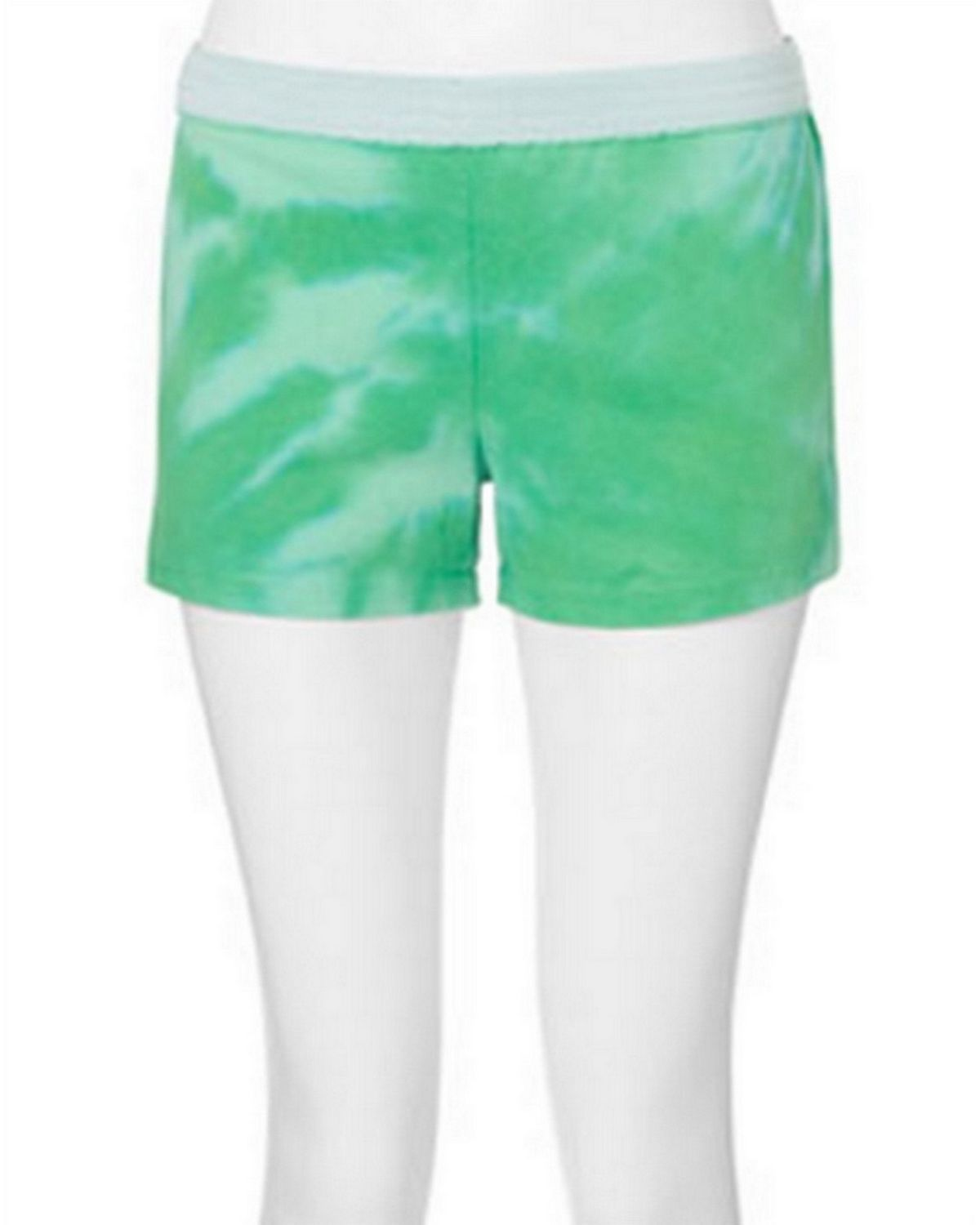 Soffe HSM037 Adult Athletic Cheer Short - Kelly - XL HSM037