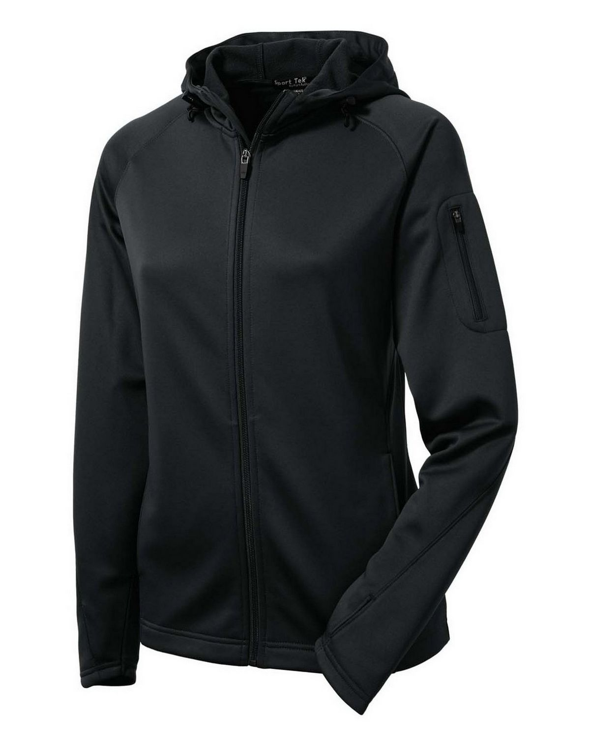 Sport Tek L248 Ladies Tech Fleece Full Zip Hooded Jacket A sport coat, also called a sport jacket (sports coat or sports jacket in american english), is a men's smart casual lounge jacket designed to be worn on its own without matching trousers, traditionally for sporting purposes. apparelnbags com