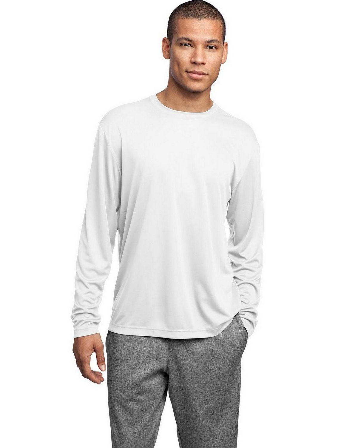 Sport Tek St350ls Long Sleeve Competitor Tee Poshmark makes shopping fun, affordable & easy! sport tek st350ls men s long sleeve competitor tee