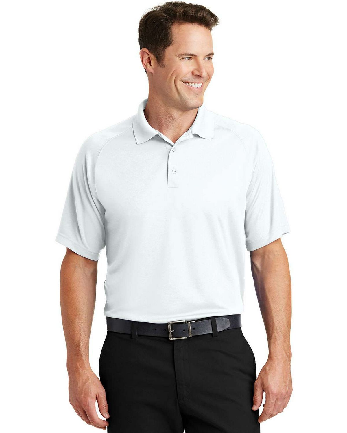 723e867f317 Buy Sport-Tek T475 Dry Zone Raglan Polo by Port Authority