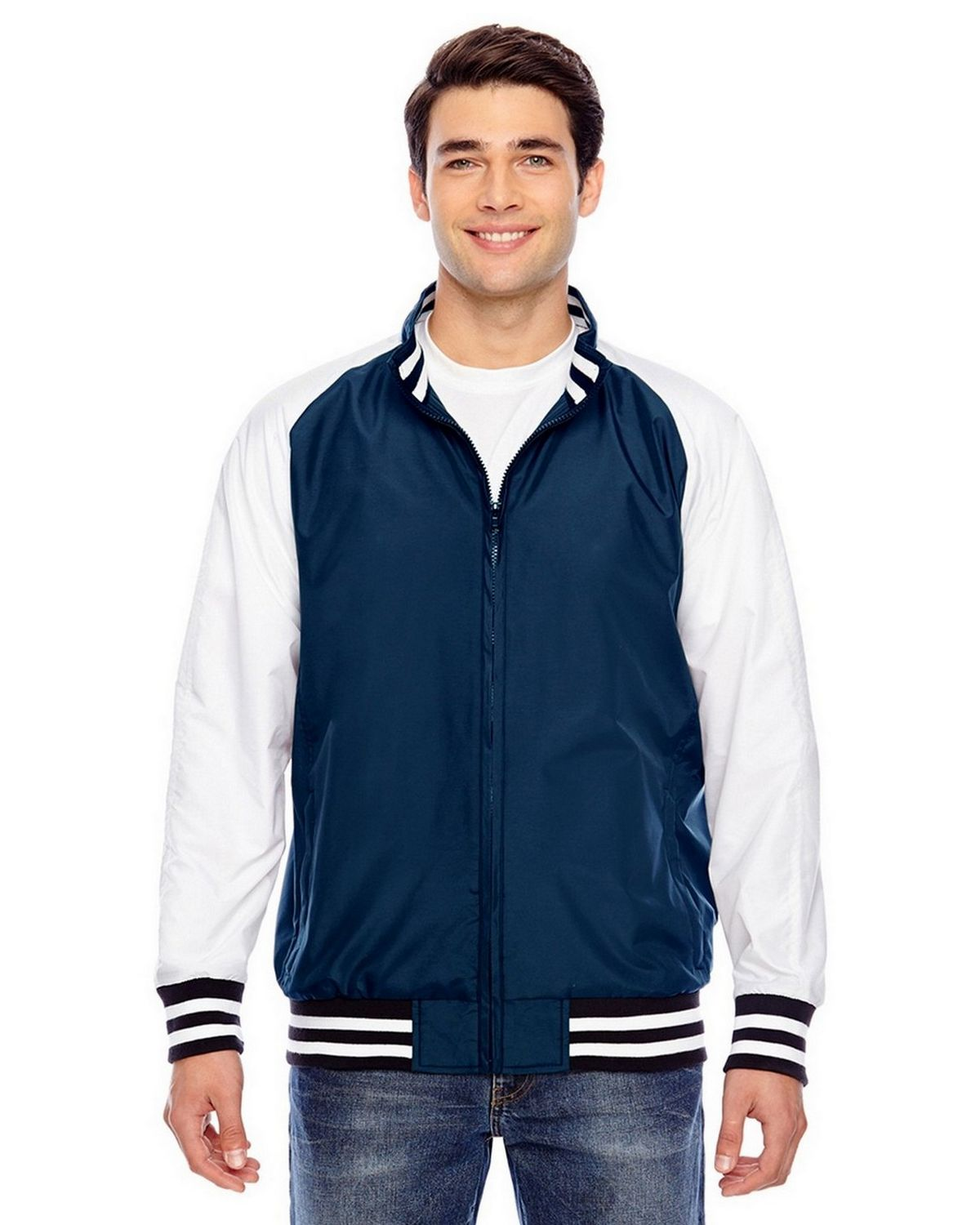 Team 365 TT74 Mens Championship Jacket - Sport Royal - L TT74