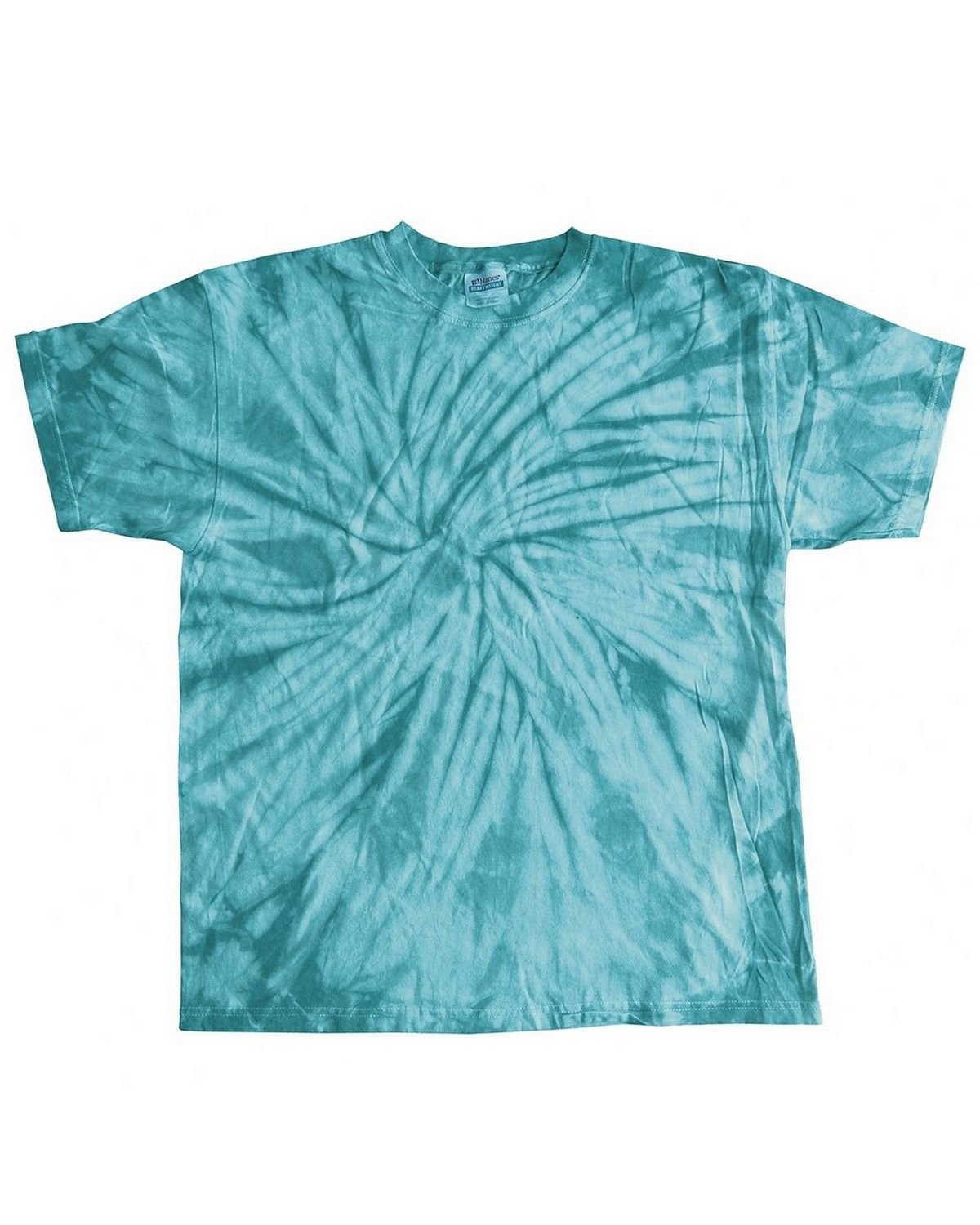 Kelly Large Colortone T1000Y Spider Tie Dye Youth Tee