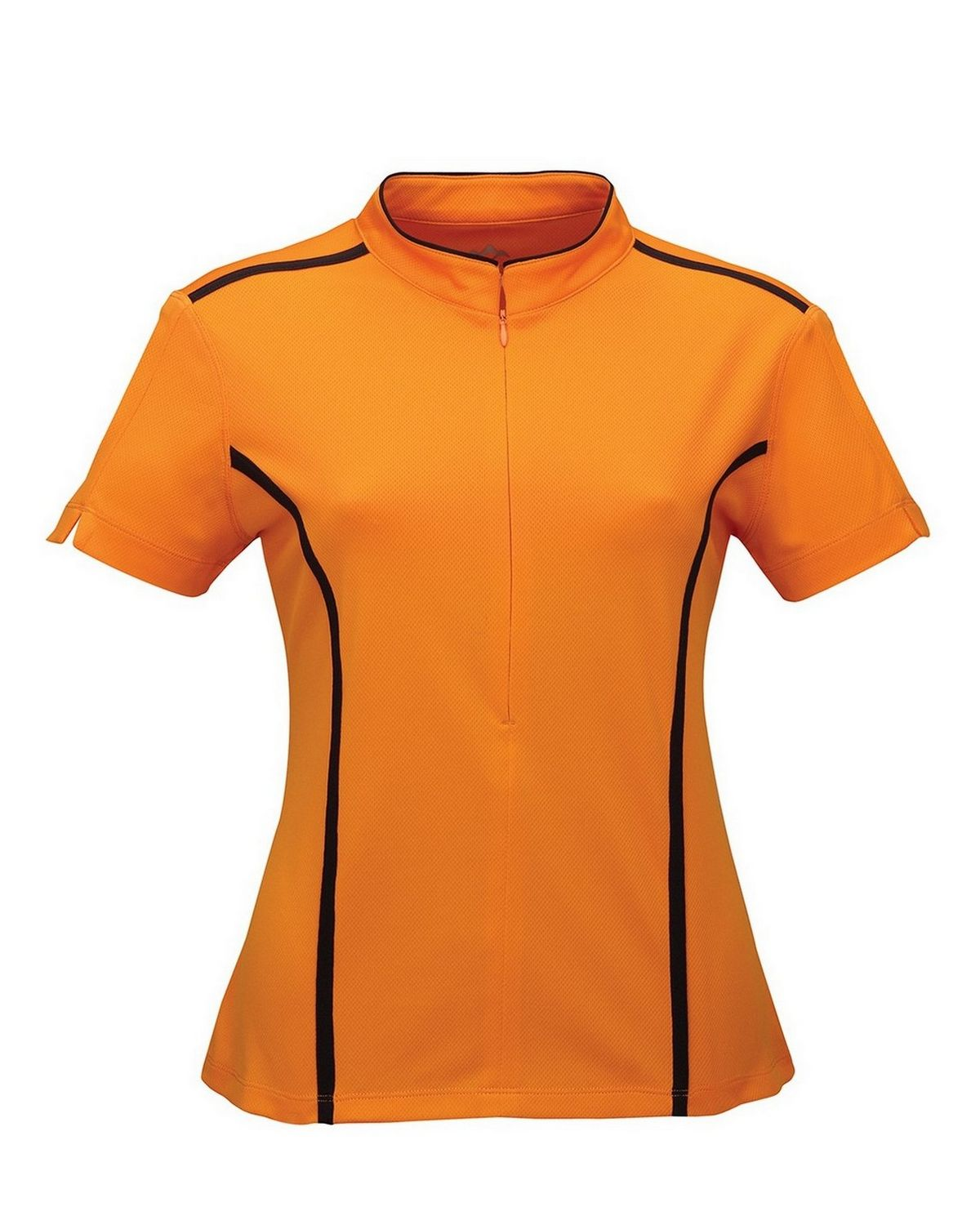 Tri-Mountain Performance 046 Lady Peloton - Bright Orange/Black - XL 046