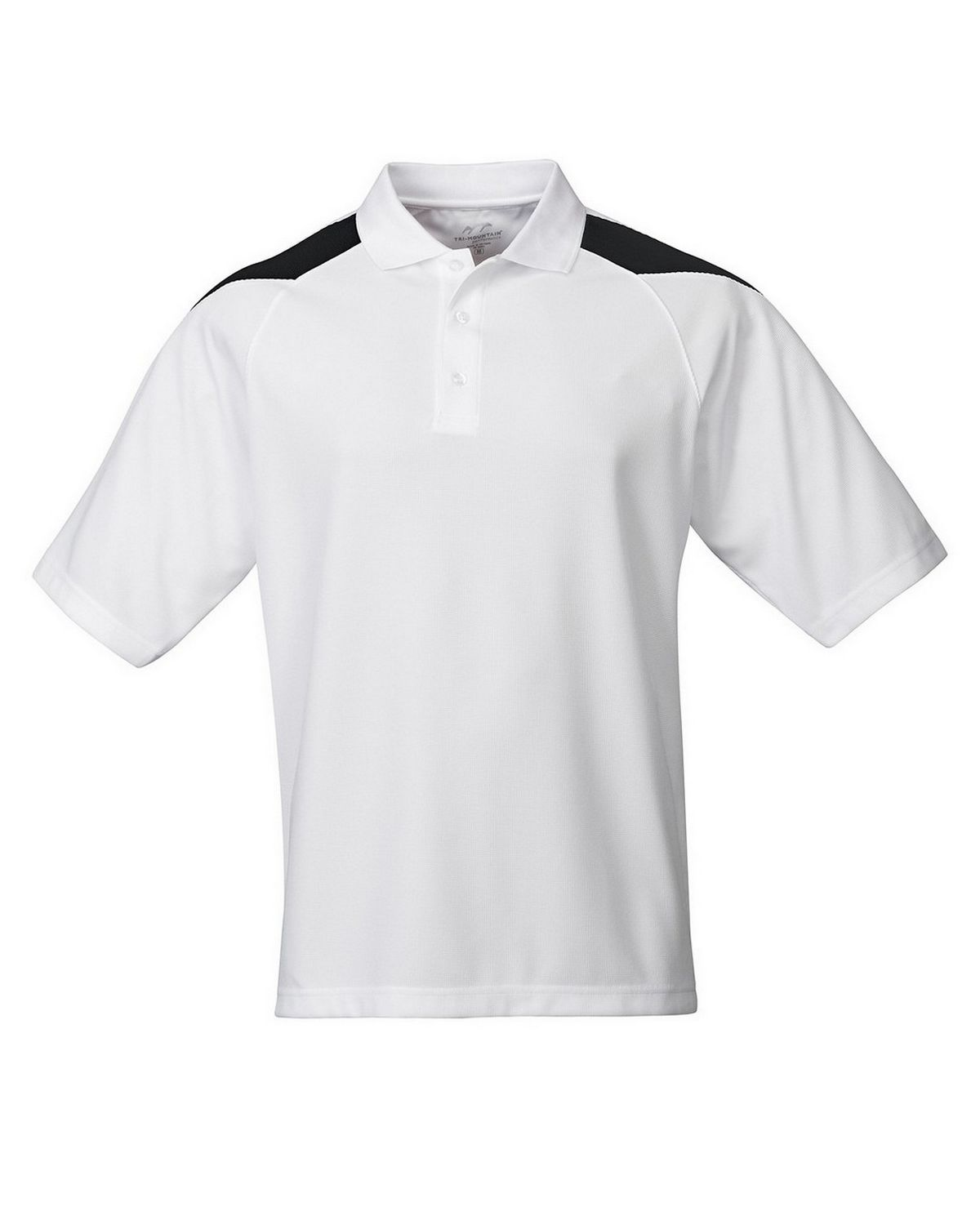Buy Tri Mountain Performance 207 Mens Knit Polo Shirt Raglan Sleeve