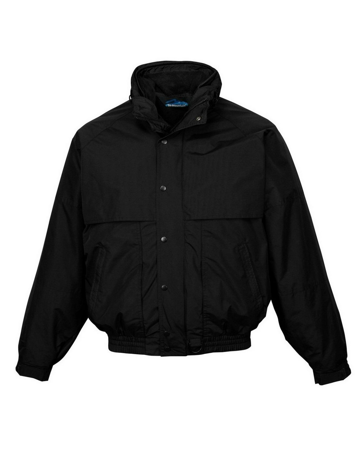 Tri-Mountain 7800 Dakota - Black / Black - XL 7800