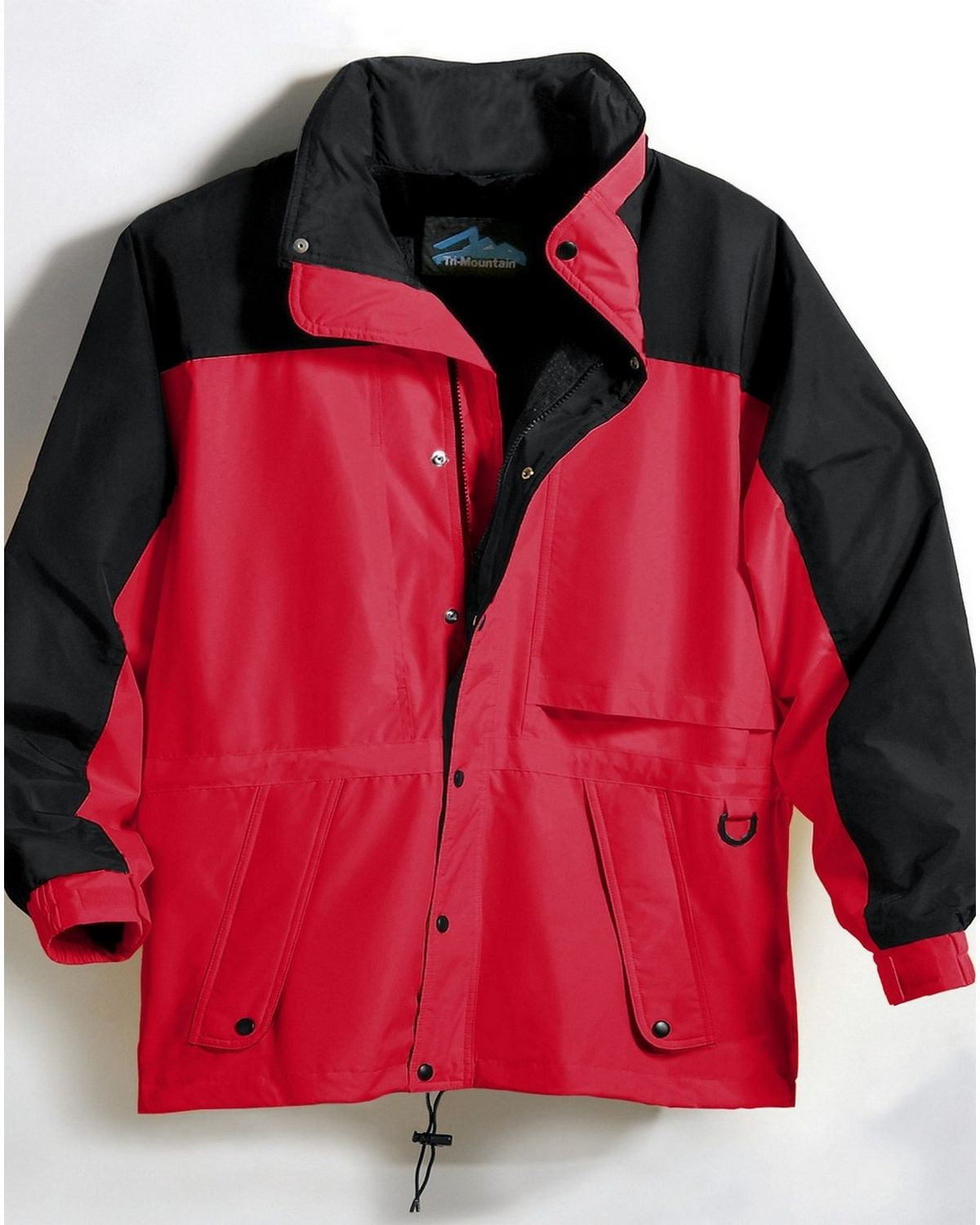 Tri-Mountain 9300 Climax - Red / Black - L 9300