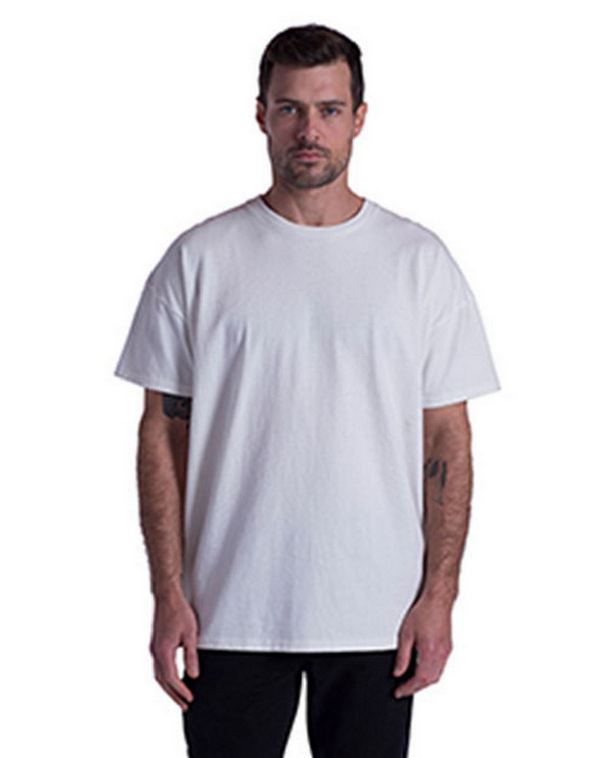 Us Blanks US3210 Mens Vintage Fit Heavyweight Cotton T-Shirt