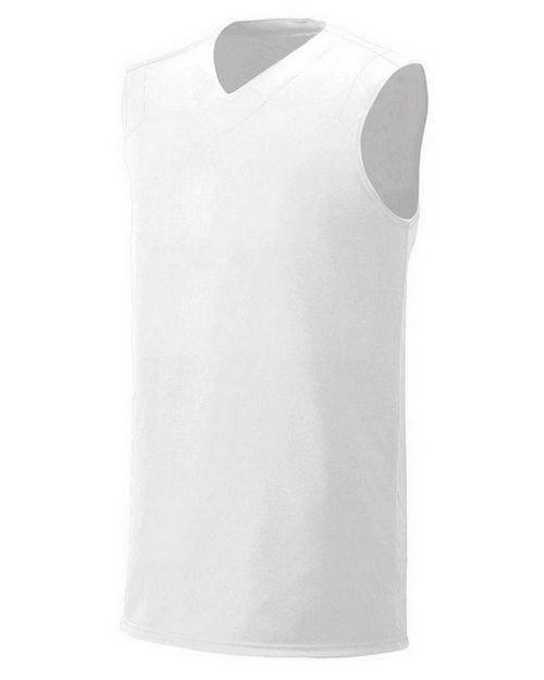 A4 N2340 Adult Moisture Management V-neck Muscle
