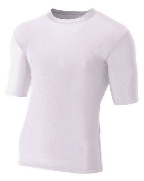 A4 N3283 Adult Compression T-Shirt