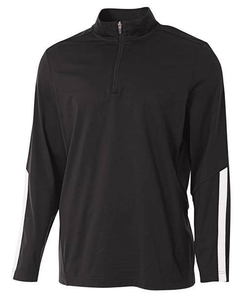A4 N4262 Mens League 1/4 Zip Jacket