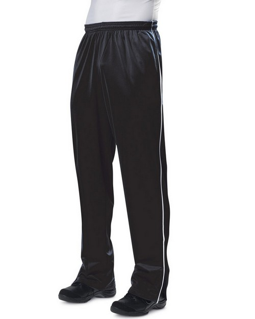 A4 N6179 Men's Zip Leg Pull on Pant