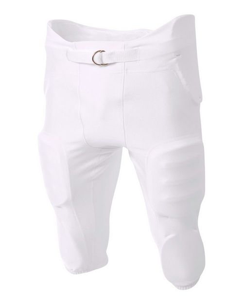 A4 N6198 Mens Integrated Zone Football Pant