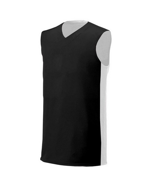 A4 NB2320 Youth Reversible Moisture Management Muscle