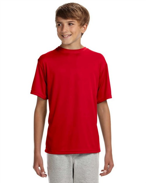 A4 NB3142 Youth Cooling Performance Tee