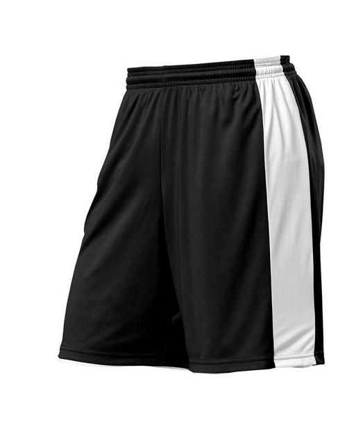 A4 NB5284 Youth 10-Inch Reversible Moisture Management Short