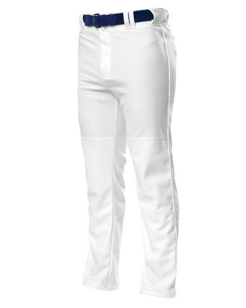 A4 NB6162 Youth Pro Style Open Bottom Baggy Cut Baseball Pants