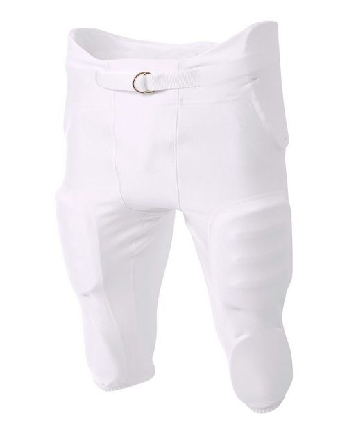 A4 NB6198 Boys Integrated Zone Football Pant