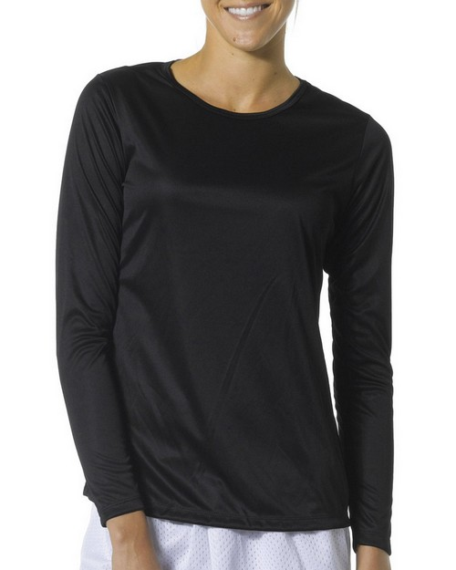 A4 NW3002 Ladies' Cooling Performance Long-Sleeve Tee