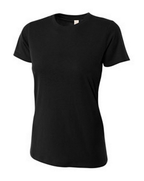 A4 NW3249 Women's Combed Ringspun Short-Sleeve Tee