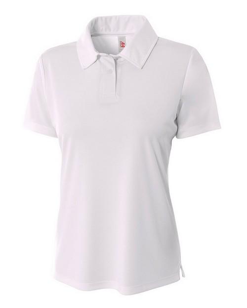 A4 NW3261 Ladies' Circular Knit Performance Polo