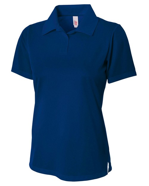 A4 NW3265 Ladies' Warp Knit Performance Polo
