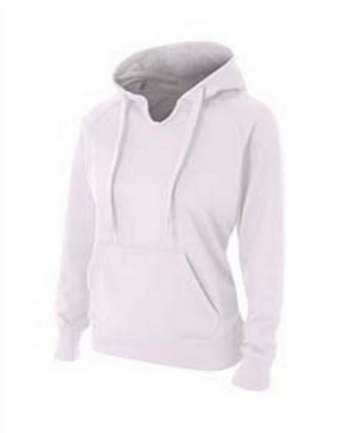A4 NW4245 Ladies Tech Fleece Hoodie