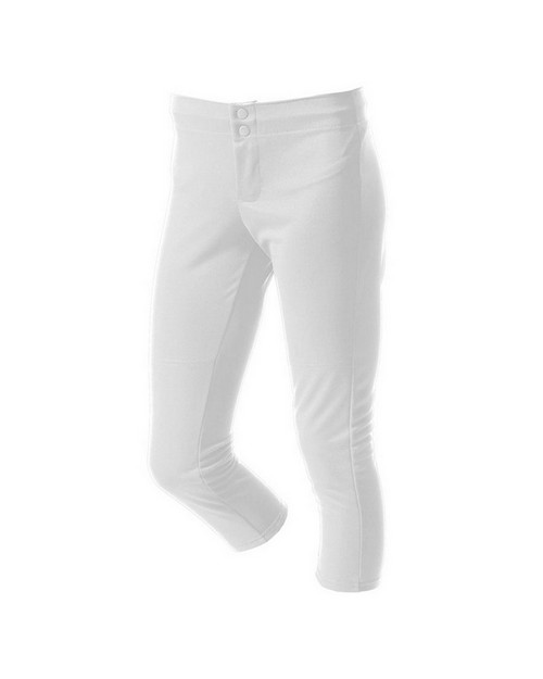 A4 NW6166 Ladies Softball Pant