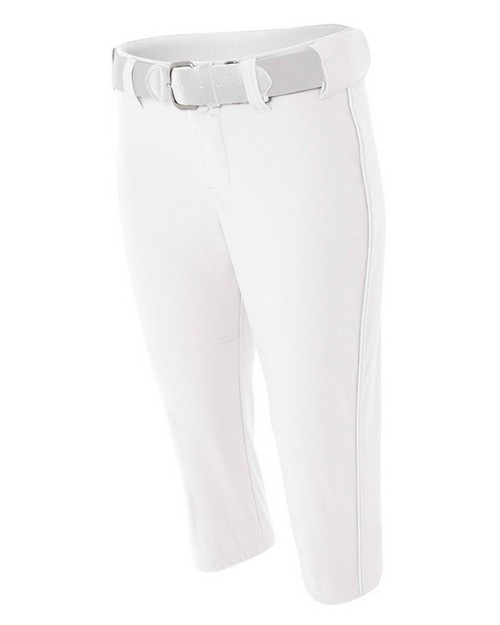A4 NW6188 Adult Softball Pant with Cording