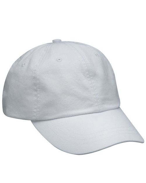 Adams AD969 6 Panel Low Profile Washed Pigment Dyed Cap