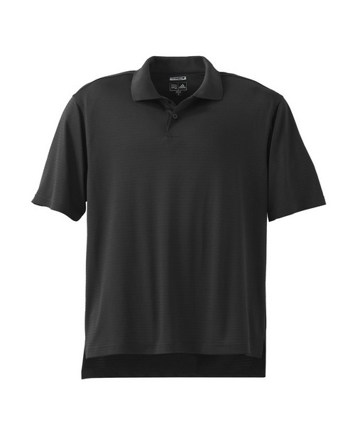 Adidas Golf A03 Men's ClimaCool Textured Solid Polo