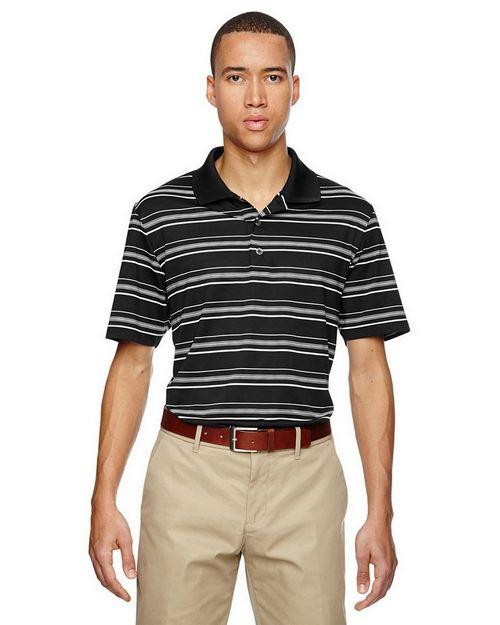 Adidas Golf Logo Embroidered Puremotion Polo Shirt - For Men