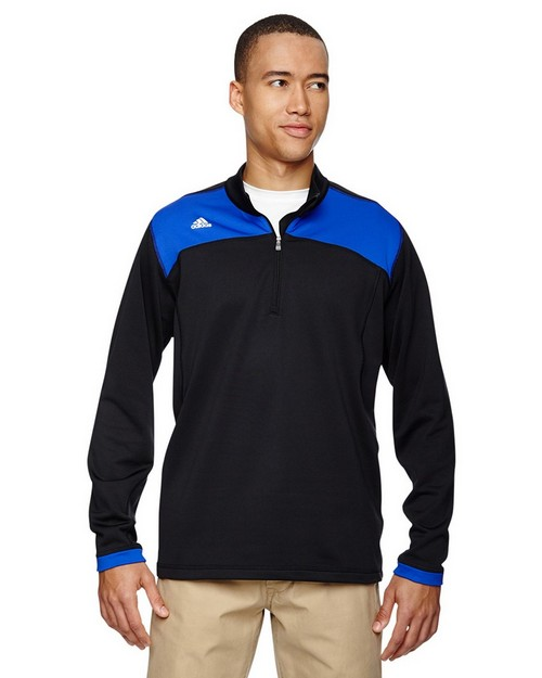 Adidas Golf A201 Climawarm Plus Half Zip Pullover