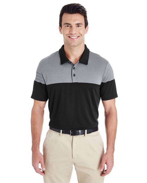 Adidas Golf Custom Logo Embroidered Polo Shirt - For Men