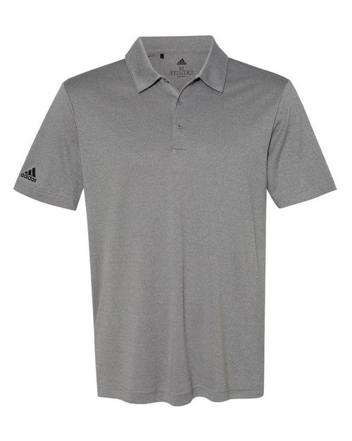 Adidas Golf A240 Men Heather Sport Shirt